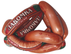 Сосиски 'Лакомка'
